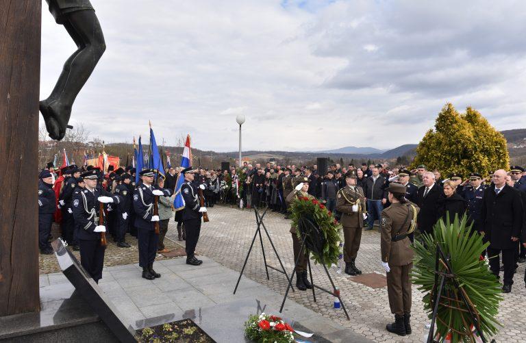 Obilježena 28. godišnjica početka Domovinskog rata u Pakracu