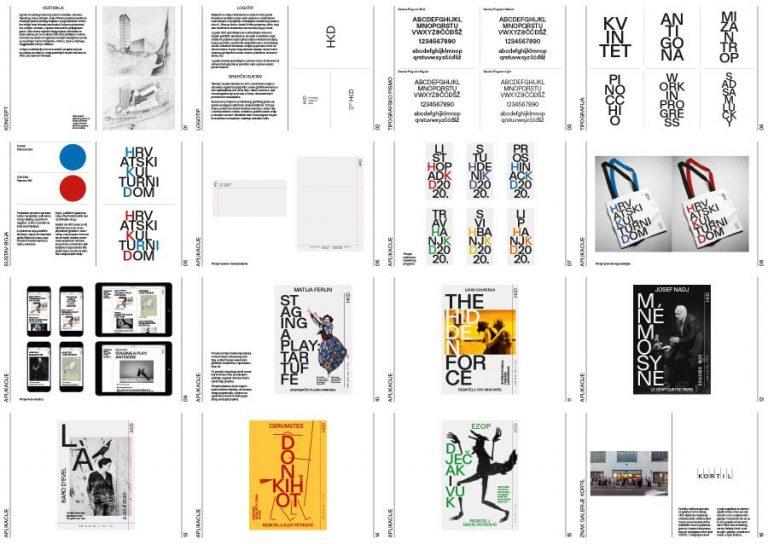 Rezultati Natječaja za oblikovanje vizualnog identiteta Hrvatskog kulturnog doma