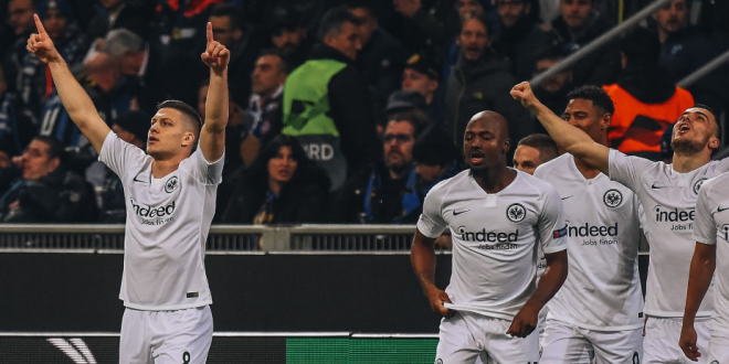 EL: Eintracht izbacio Inter, Arsenal nadoknadio zaostatak iz Rennesa