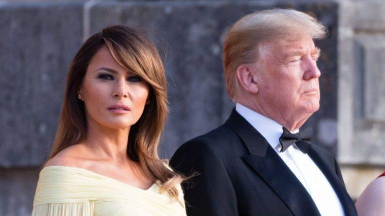 Trump odbacio teorije urote o 'lažnoj Melaniji'