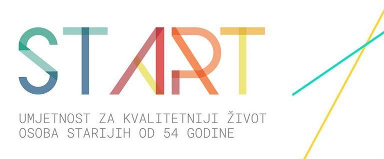 Umjetnost za kvalitetniji život osoba starijih od 54 godine stART