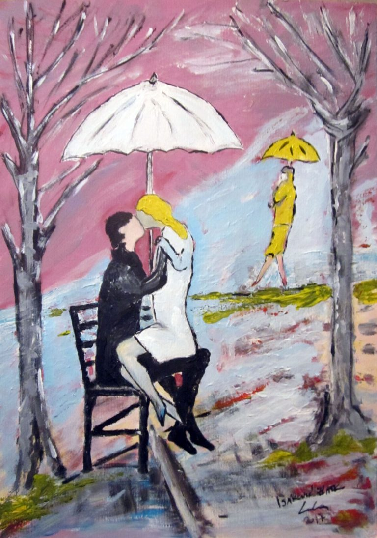Ars poetica – slikarstvo inspirirano poezijom