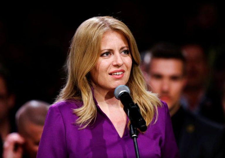 Liberalna odvjetnica Zuzana Čaputova koju napadaju Crkva i konzervativci odnijela uvjerljivu pobjedu nad populistima
