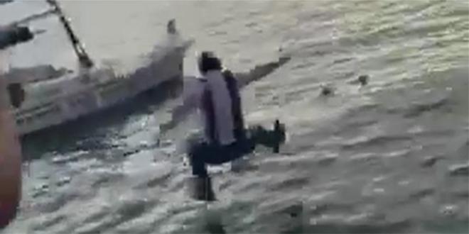 Krnjevalska povorka – Zvezdaši u moru u Kaštel Sućurcu