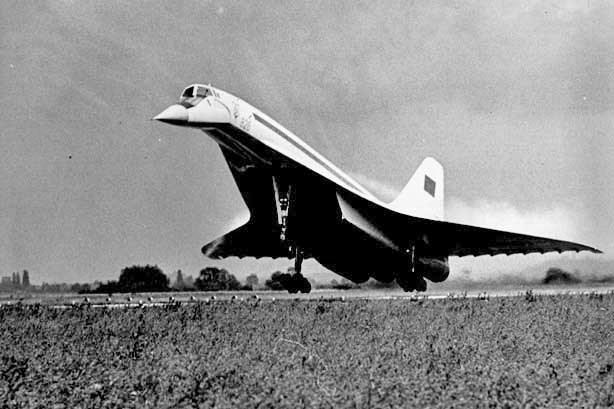 Pedeseta godišnjica prvog leta Concordea