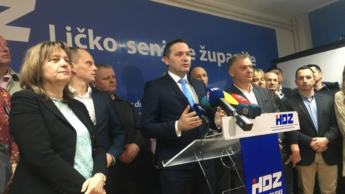 Rezultati prijevremenih izbora za Ličko-senjsku županiju