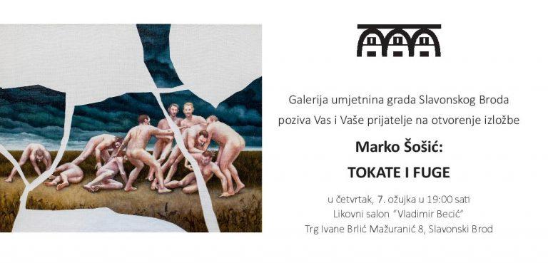 Marko Šošić – Tokate i fuge