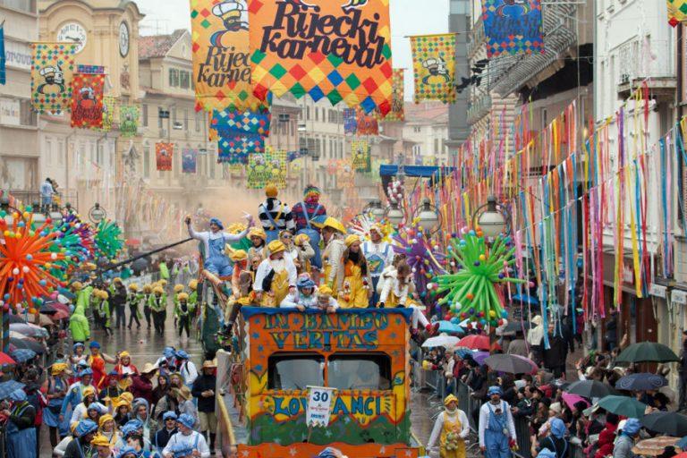 36. Međunarodna povorka Riječkog karnevala