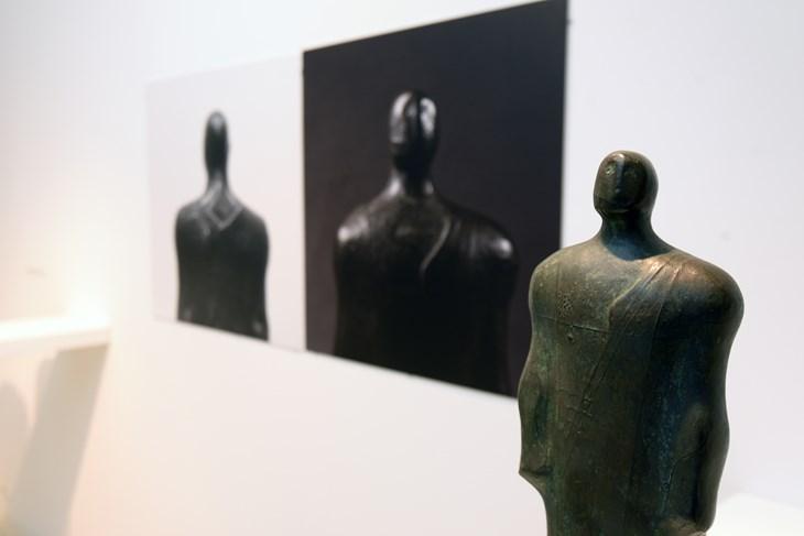 Izložba 'Dušan Džamonja 50/60' u Umjetničkom paviljonu