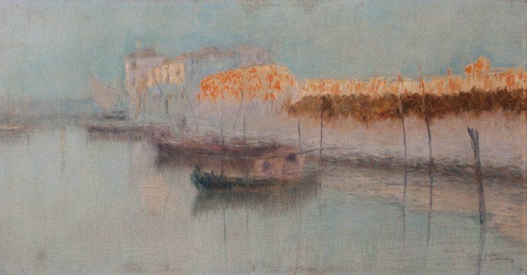 EMANUEL VIDOVIĆ − Izbor djela iz fundusa Galerije Emanuel Vidović, Studio Galerije Antuna Augustinčića
