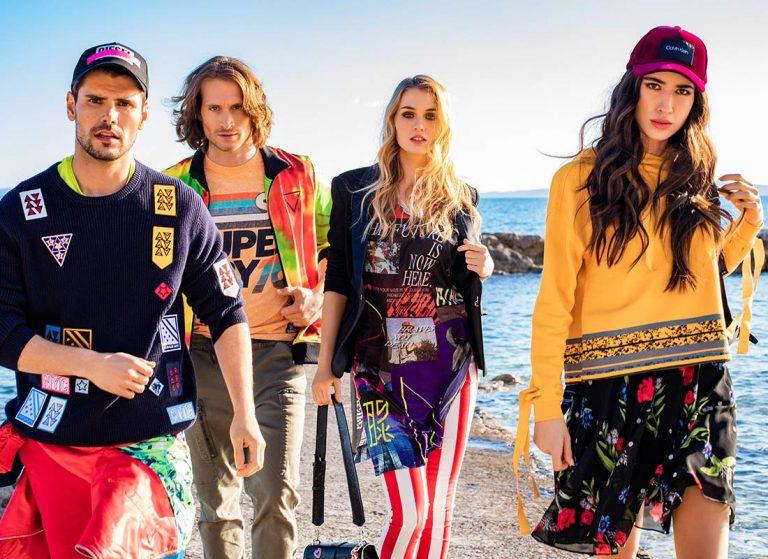 Fashion&Sea kampanja proljeće/ljeto 2019