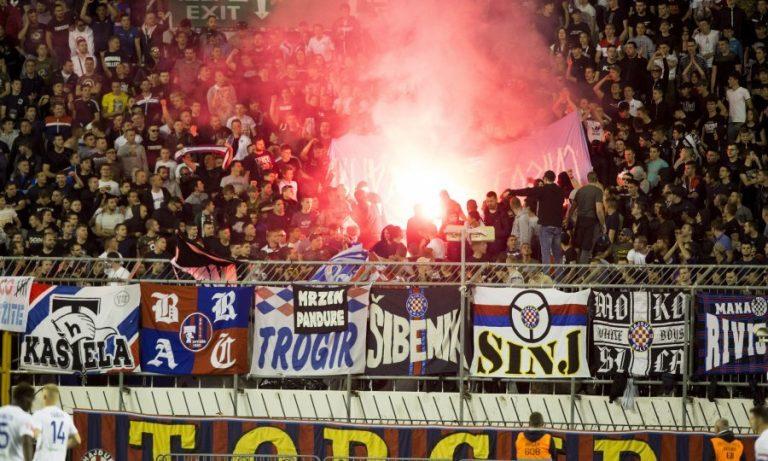 Privedeno 26 osoba za vrijeme utakmice Hajduk – Rijeka