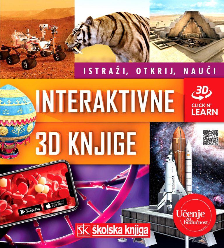INTERAKTIVNE 3D KNJIGE U IZDANJU ŠKOLSKE KNJIGE I MOZABOOKA