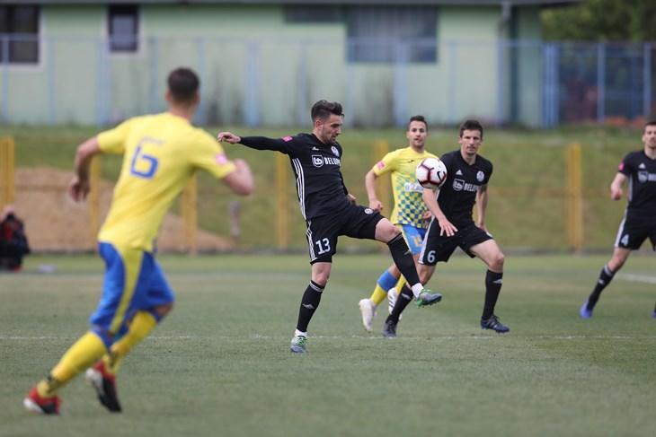 Inter – Slaven Belupo 1-3