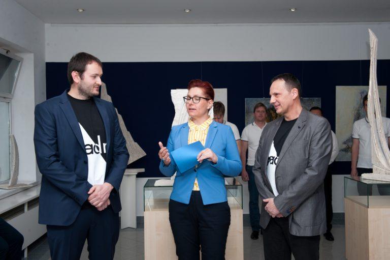 Otvorena izložba Mate CROate i Stanislava Lukića u Rogaškoj Slatini / Foto!