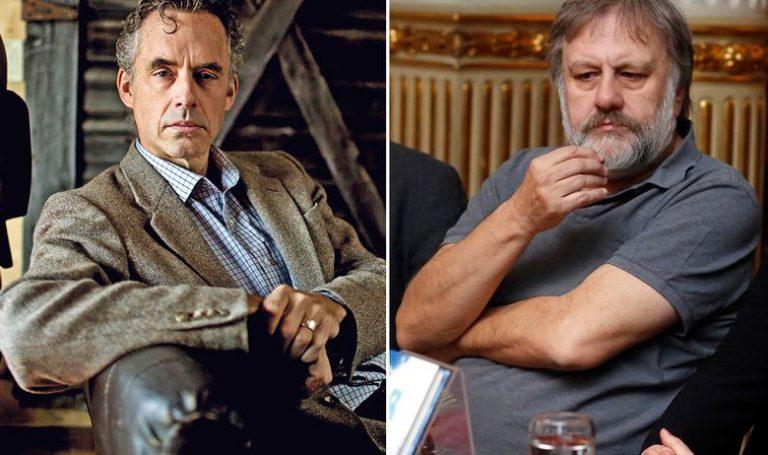 Snimka dvoboja umova –  Žižek i Peterson