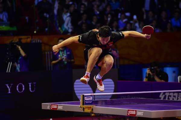 Long Ma treći put zaredom svjetski prvak