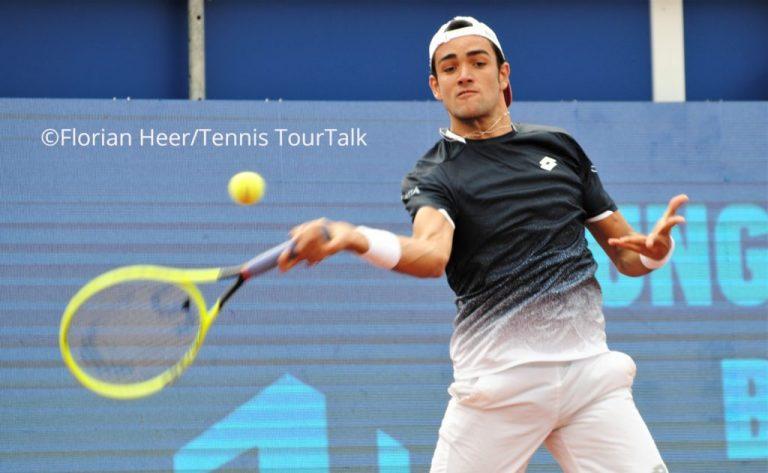 ATP Budimpešta: Drugi naslov za Mattea Berrettinija