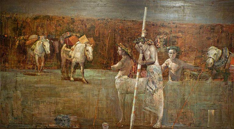 Monografska izložba Mersada Berbera u Klovićevim dvorima