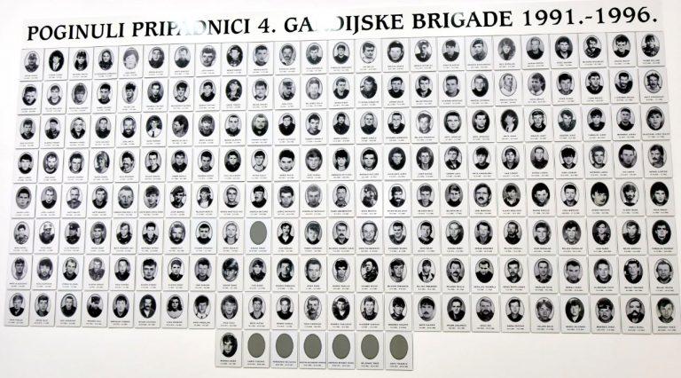 """Gardijska brigada """"Pauci"""" obilježava godišnjice"""