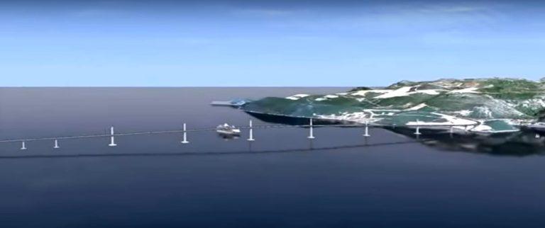SIMULACIJA Ovako će izgledati Pelješki most