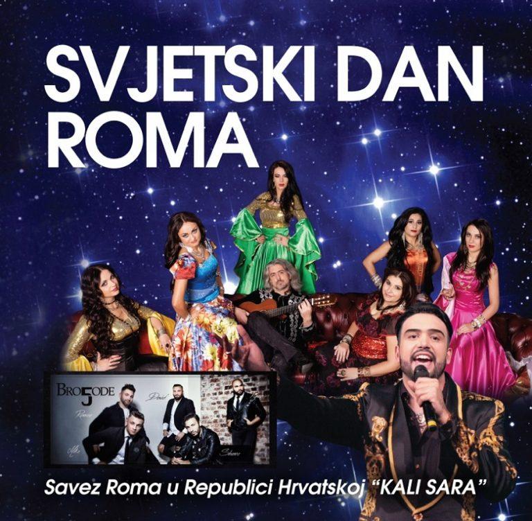 Svečanost obilježavanja Svjetskog dana Roma u HNK