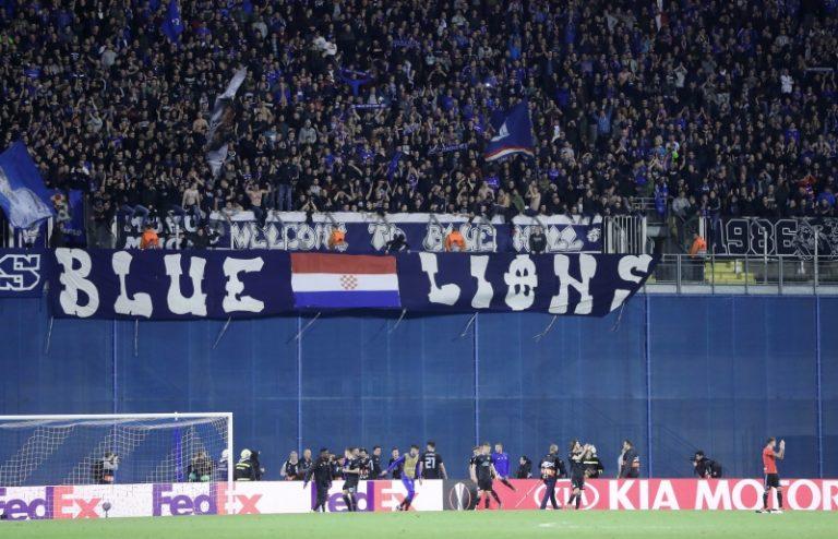 UEFA kaznila Dinamo – bez publike naredne dvije europske utakmice