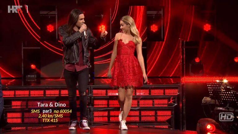 Zvijezde pjevaju: Tara i Dino te Ashley i Bojan u finalu showa