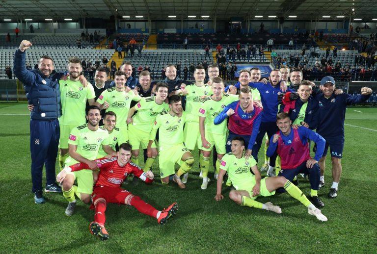 Dinamo osvojio dvadeseti naslov prvaka Hrvatske