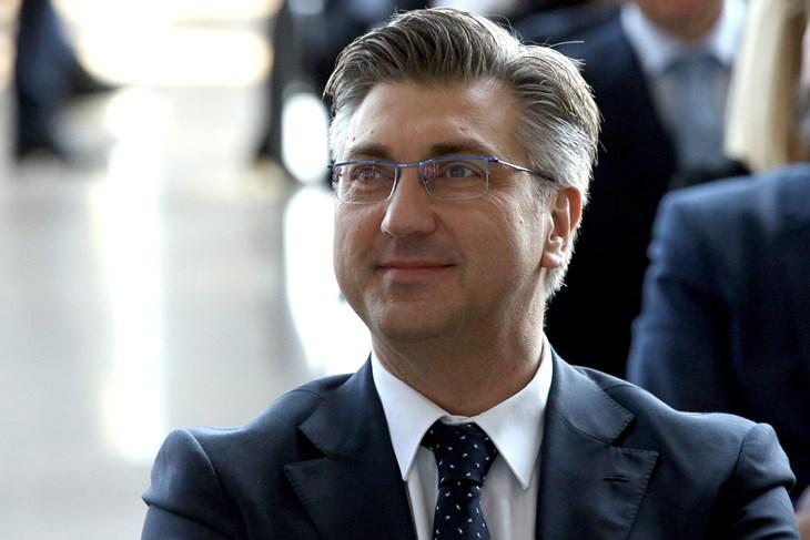 Plenković: Nisam se čuo s Brkićem, nismo imali vremena
