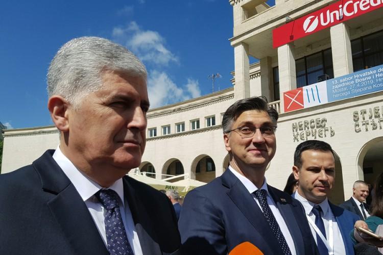 Novi-stari predsjednik HDZ-a BiH