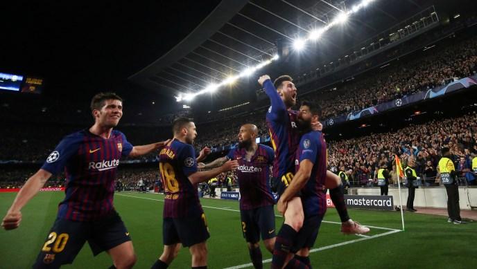 LP – Genijalni Messi uništio Liverpool