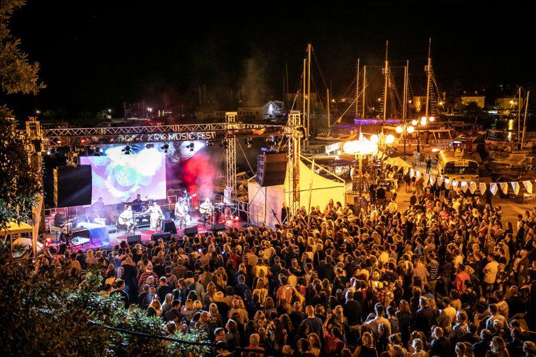 Krk Music Fest – 21.-23.lipnja