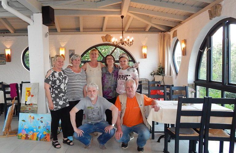 Nova likovna kolonija u Loparu, na otoku Rabu