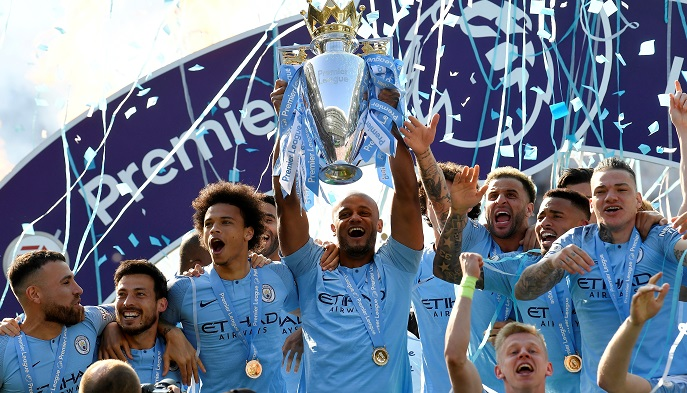 Manchester City prvak Engleske, Liverpool s 97 bodova drugi