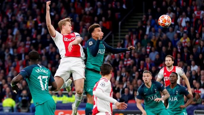 Tottenham u finalu Lige prvaka nakon što je postigao gol u zadnjim sekundama