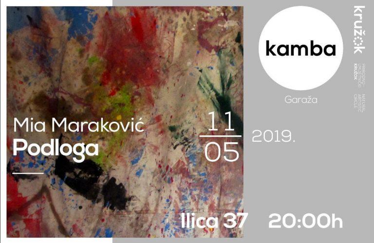 Mia Maraković- Podloga