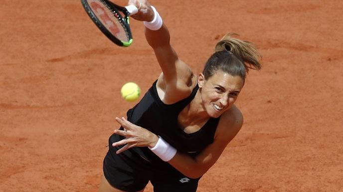 Petra Martić ušla u treće kolo Roland Garrosa