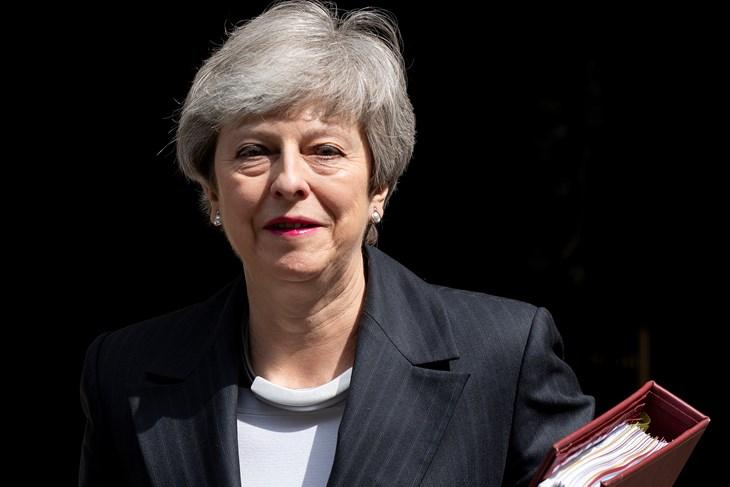 Theresa May: Podnosim ostavku 7. lipnja