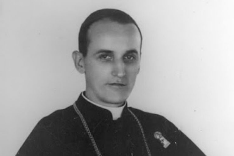 8. svibnja 1898. – Rođen Alojzije Stepinac