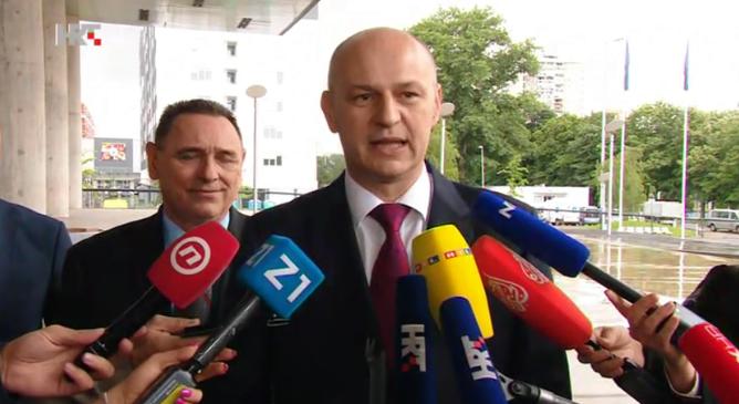 Kolakušić će iz Bruxellesa  voditi i kampanju za predsjedničke izbore