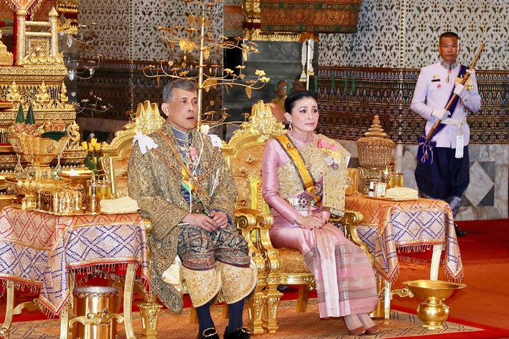 Novi tajlandski kralj započeo raskošnu trodnevnu svečanost krunidbe
