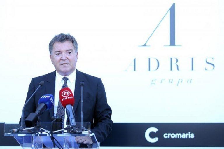 Ante Vlahović odlazi s mjesta predsjednika Uprave Adris Grupe