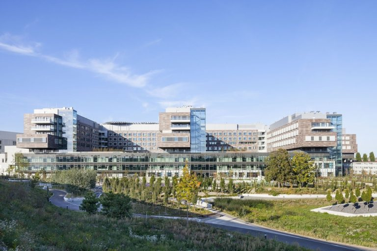 Najmodernija bečka bolnica primila prve pacijente