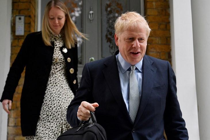 Johnson izraziti pobjednik prvog kruga izbora za nasljednika Therese May