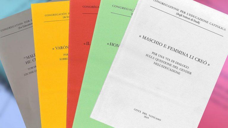 Vatikan objavio dokument o rodnoj ideologiji