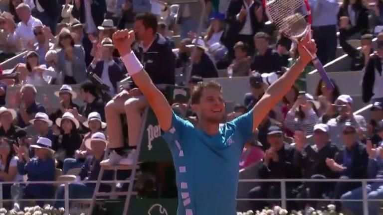 Roland Garros – Thiem zaustavio Đokovića i izborio finale s Nadalom