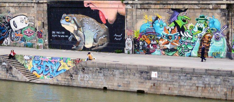 Muzej grada Beča preuzimaju ulični umjetnici