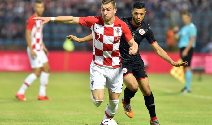 U prijateljskoj utakmici Hrvatska izgubila od Tunisa i  dobro prošla