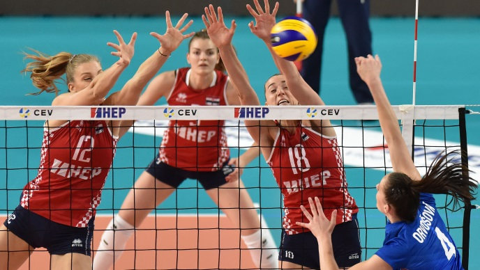 Challenger Cup: Hrvatske odbojkašice u polufinalu protiv Kanade